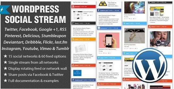 wordpress-social-stream