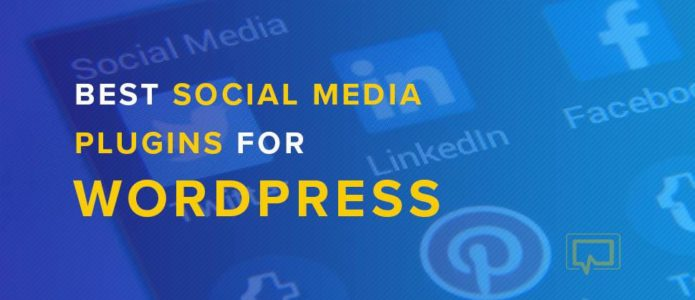 social media plugins for WordPress