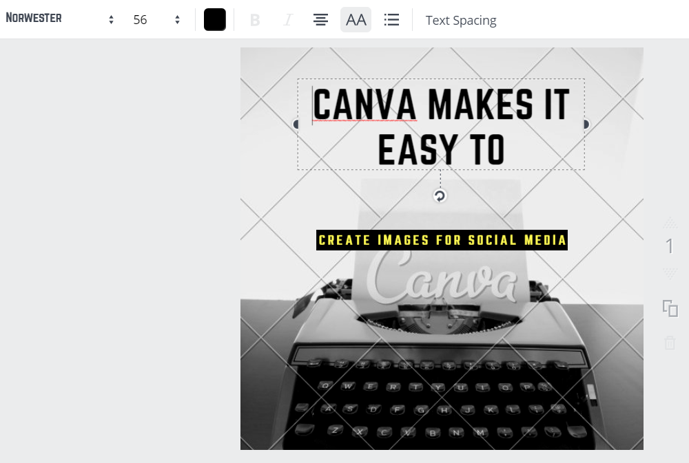Create Images for Social Media with Canva