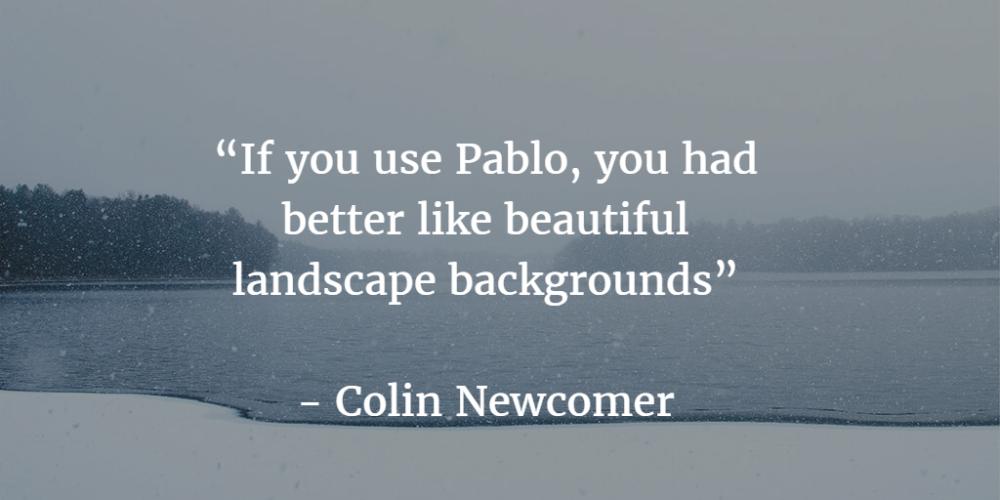 Pablo Quote Maker for Social Media