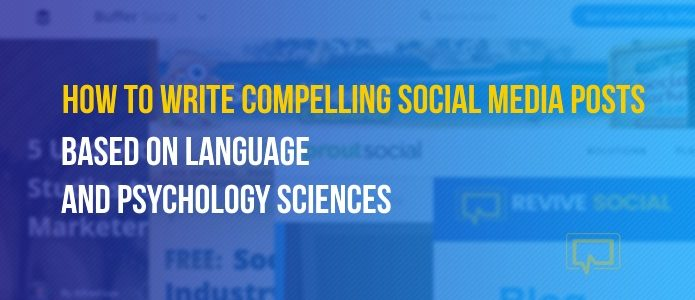 how to write compelling social media posts
