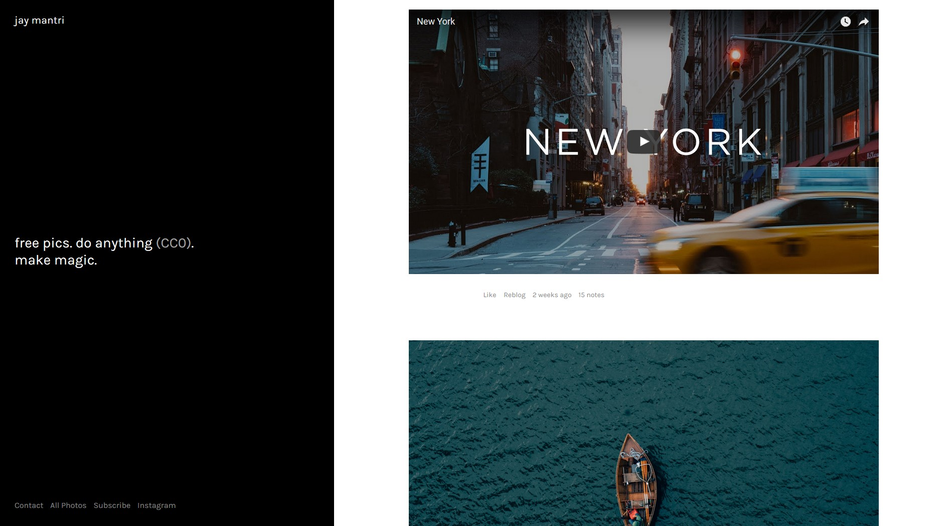 jay mantri homepage