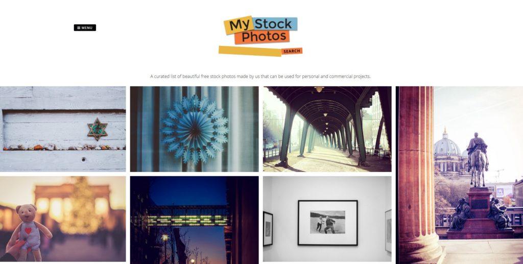 free stock photos for social media from mystock.photos