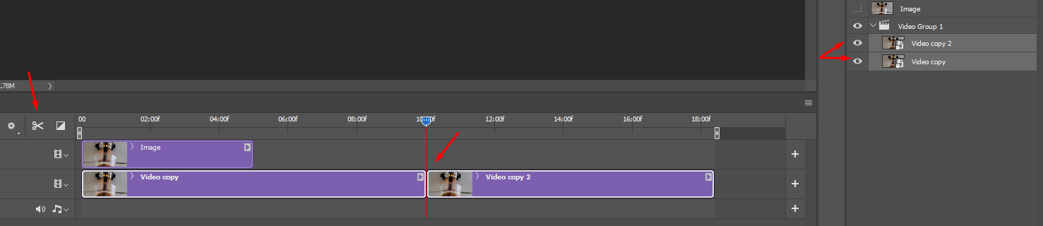 Cutting video for an animated GIF makes the file smaller