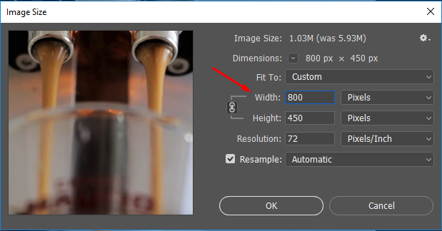 GIF file sizes can blow out quickly. Make animated GIFs with smaller image sizes to control the file size.