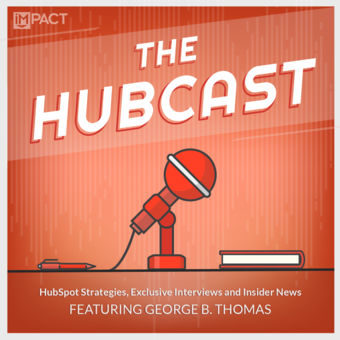 Hubcast is a good social media podcast, but a great one for Hubspot users