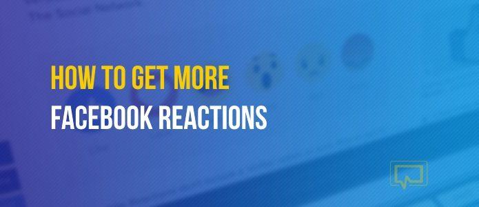 More Facebook Reactions