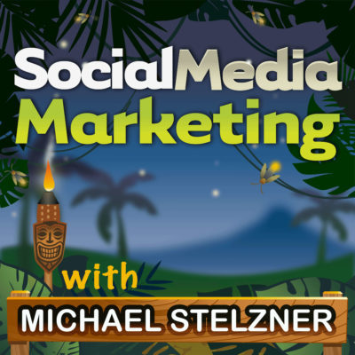 Social Media Marketing is one of the best social media podcasts to follow