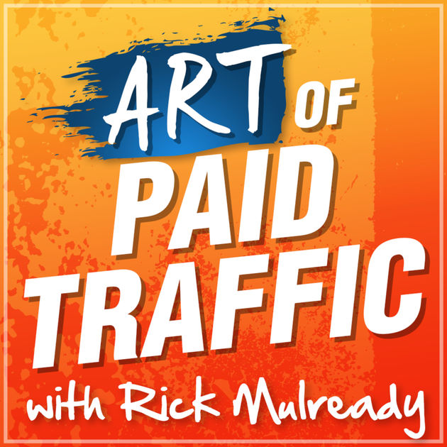 The best social media podcast for paid traffic is The Art of Paid Traffic