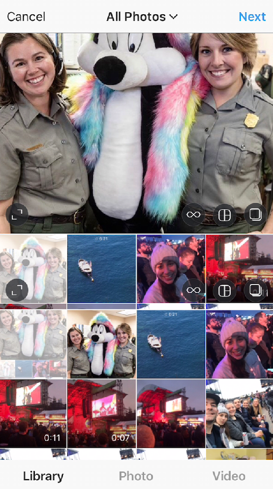 How to reshare images on Instagram