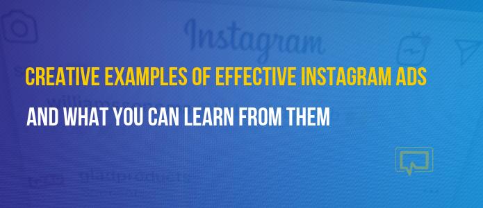 Creative Instagram Ads
